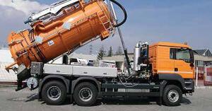 Vysokotlakové čistenie kanalizácií | Odborné čistenie kanalizácií - In-kanál
