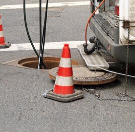 kanalizačná šachta | Odborné čistenie kanalizácií - In-kanál