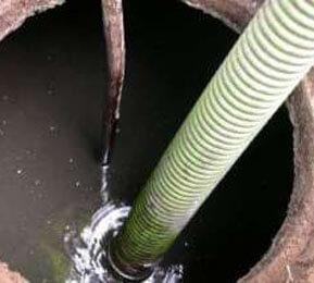 Odčeprávanie a čistenie žumpy | Odborné čistenie kanalizácií - In-kanál